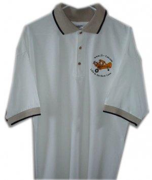 Logo Golf Shirt (Size LARGE)
