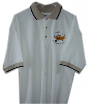 Logo Golf Shirt (Size EX-LARGE)