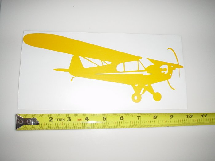 Yellow Cub Sticker