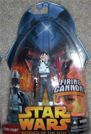 Star Wars Rots Clone Pilot New