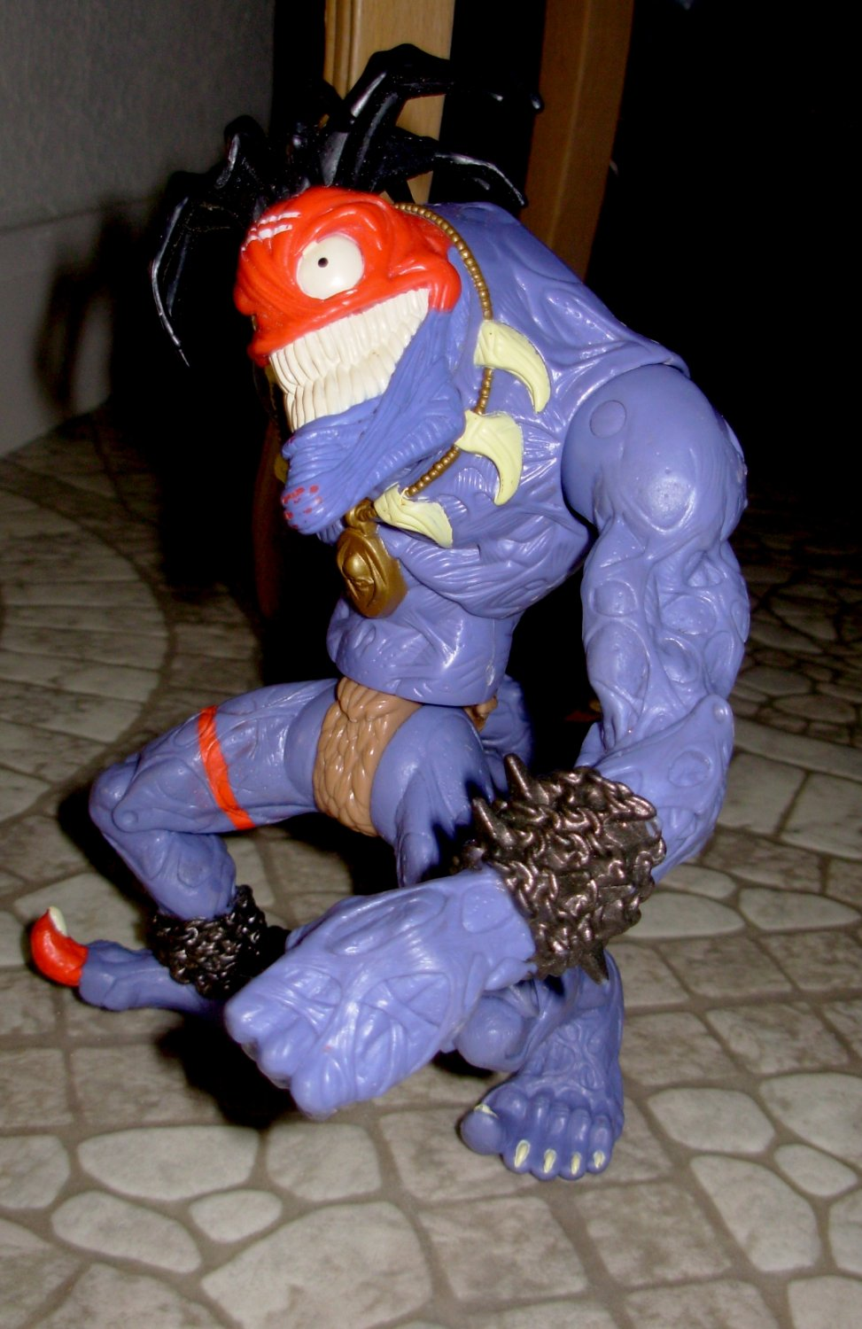"""SMALL SOLDIERS 7"""" DR. INSANIAC GORGONITE"""