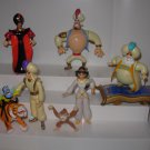 "Disney's Aladdin Rare 6"" Figures Many points of Articulation (8)"