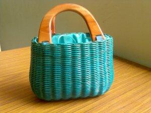 Rattan Bag 003