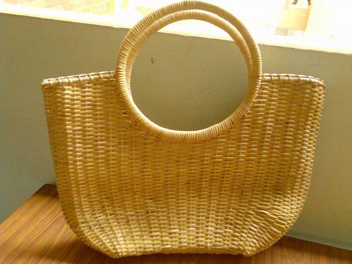 Rattan Bag 009