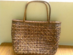 Rattan Bag 0011