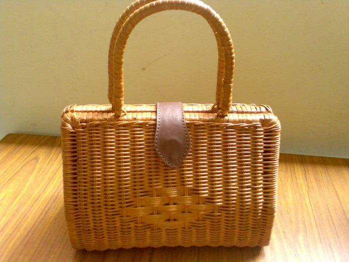 Rattan Bag 0013