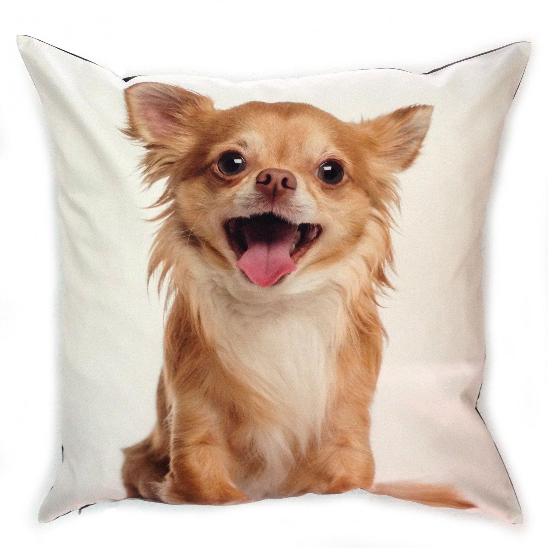 Chiwawa Pillow Cover Dog Pillow Cover Dog Pillows Case Pet Pillows Throw Pillows Cushion Cover