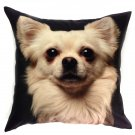 24x24 Pillow Cover Dog Pillow Cover Dog Pillows Case Pet Pillows Throw Pillows Cushion Cover