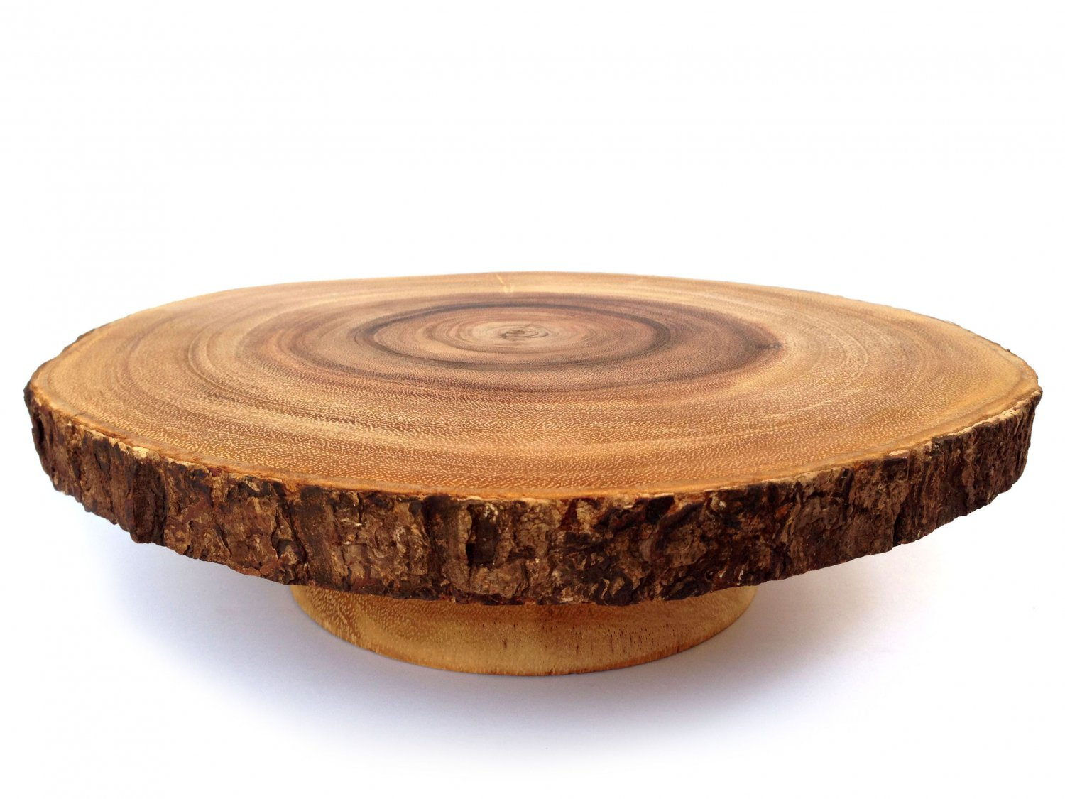 Rustic Cake Stand Wood Cake Stand Cupcake Stand Rustic Wedding Decor Wedding Cake Stand Wood Slice