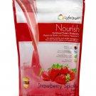 Lyfestart nourish: Strawberry Protein Shake