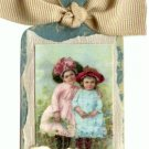 Best Friends Handmade Scrapbook Tag