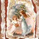 Wishing You a Season of Magic Handmade Card