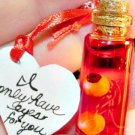 I Only Have Eyes For You Bottle Necklace