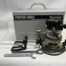 Porter Cable 6902 Heavy Duty Motor w/ 1001 Base w/ Extras in Metal Storage Case