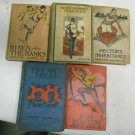Lot 5 Vtg. Horatio Alger Jr. Fiction Books Bob Burton, Try & Trust, Probation