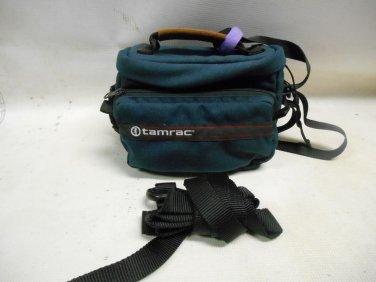 Tamrac Camera Carry/Shoulder Bag Padded, Water-Resistant w/ Belt Loop Strap