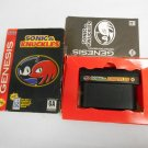 Sonic & Knuckles (Sega Genesis, 1994) Complete in Box w/ Instruction Manual