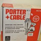Used PORTER CABLE Roofing Coil Nailer, Model RN175A, Working