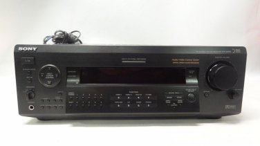Sony FM/AM Stereo Receiver STR-DE825 Repair or Parts