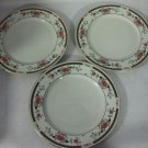 3 SANGO DINNER PLATES Fine China Regal Collection KYOTO, 1037, Japan