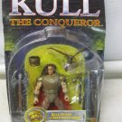 New 1997 KULL The Conqueror, KULL The King w/ Royal Battle Armor Action Figure