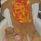 RARE Vintage TOM & JERRY Children's Halloween Costume & Jerry Mask