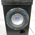 Gently Used Kenwood SW-301 Powered SS Autotek Sobwoofer 110W, Tested Working