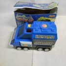 Rare Metro Toys Super Police Computer Car, Battery Operated, Original Box, Works