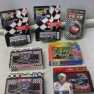 NASCAR Collectibles, Yo Yo, Die Cast Cards, Playing Card Tins, Earnhardt, Gordon