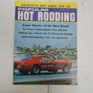 Vintage Popular Hot Rodding September 1967 Magazine Super Stocks