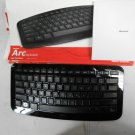 Microsoft Arc J5D00001 Wireless Keyboard Model A1392 Missing USB Receive