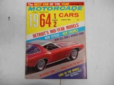 Vintage Motorcade Spring 1964 Vol 2 No 1 Mid-Year Models Auto Magazine