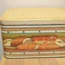 1979 Retro Vintage Metal Tin Kitchen Breadbox, Pentron Industries