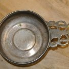 Vintage Wallace Silversmith's Silver Plate Porridger, Dish, Bowl, No. 633