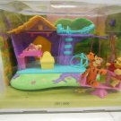 Gently Used Pooh's Friendly PlacesTigger's Tree House Toy Play Set, 1999 in Box
