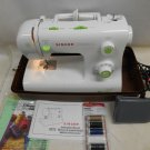 Singer 2273 Esteem II Mechanical Sewing Machine w/ Instructions, Pedal & Case