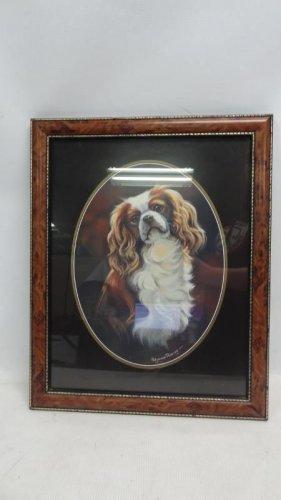 Pollyanna Pickering King Charles Spaniel Dog Fine Art Print