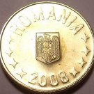 Gem Unc Romania 2008 1 Bani~We Have Romanian Coins In Our Stock~Free Shipping