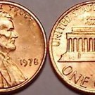 1978-P GEM UNC LINCOLN CENT~WE HAVE LINCOLNS 4 SALE~F/S
