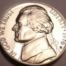 1976-S PROOF JEFFERSON NICKEL~FREE SHIP~LOTS OF PROOFS~