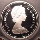 Gem Cameo Proof Canada 1983 10 Cents~Only 168,000 Minted~Bluenose~Free Shipping
