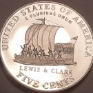 PROOF 2004-S KEELBOAT NICKEL SUPER NICE FREE SHIPPING~