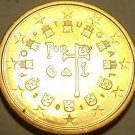 Gem Unc Portugal 2011 5 Euro Cents~We Have Portugal Unc Coins In Our Store~Fr/Sh