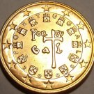 Gem Unc Portugal 2009 5 Euro Cents~The Royal Seat Of 1134~Cross~Free Shipping