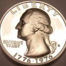 1976-S WASHINGTON QUARTER BICENTENNIAL PROOF!!!~FREE SH