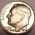United States Proof 1976-S Roosevelt Dime~Excellent~Free Shipping