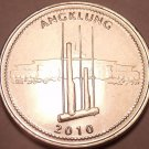 Gem Unc Indonesia 2010 1000 Rupiah~Angklung~Gedung State Building~Free Shipping