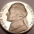Cameo Proof 1978-S Jefferson Nickel~See All Our Proof Coins~Free Shipping