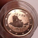 Gem Unc Roll (50 Coins) Estonia 2011 1 Euro Cent Coins~See Our Unc Rolls~Free Sh