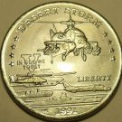 UNC 1991 HUTT RIVER PROVINCE FIVE DOLLARS~DESERT STORM~AH-64 APACHE HELICOPTER~